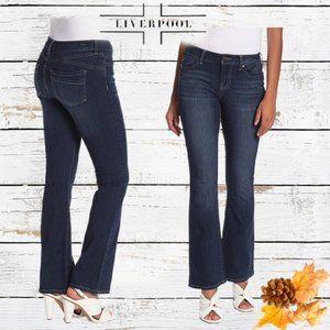 ⤵️Liverpool Jeans Co Logan Bootcut Jeans size 6/8